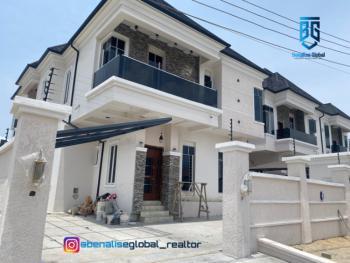 Newly Built 4 Bedroom Semidetached Duplex with a Bq, Chevron, Lekki, Lagos, Semi-detached Bungalow for Sale