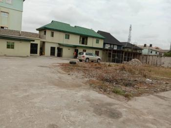 Pure Water Factory in a Premises of 1400 Sq Mts Land (2 Plots) Fenced., Opposite Gks Chevron, Agbabiaka Street Off Ago Palace Way, Ago Palace, Okota, Isolo, Lagos, Commercial Land for Sale
