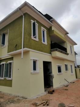 Luxury 4 Bedroom Duplex + Bq with Excellent  Facilities, Gated Estate, New Oko-oba, Agege, Lagos, Detached Duplex for Sale