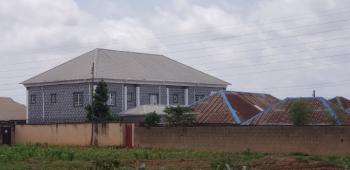 Uncompleted Interior Mansion with 7 Bungalow, Bukuru-angodi Street, Sabon Bariki, Jos South, Plateau, Detached Duplex for Sale