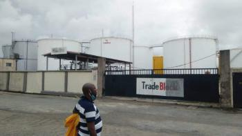 a Well Located Tank Farm of 29,148,351 Litres Capacity, at Ibru Jetty, Ibafon, Apapa Wharf, Apapa, Lagos, Tank Farm for Sale