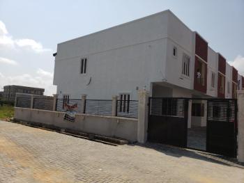 Luxury 3 Bedroom Terraced Duplex with Bq, Victoria Crest 2, Lekki Phase 2, Lekki, Lagos, Terraced Duplex for Sale