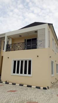 Brand New Spacious 5 Bedroom with a Bq, Northern Foreshore Estate, Lekki Expressway, Lekki, Lagos, Detached Duplex for Sale