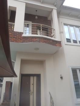 4 Bedroom Semi Detached with a Bq, Chevy View Estate, Chevron, Lekki, Lagos, Semi-detached Duplex for Rent
