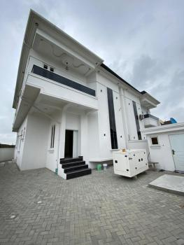 4 Bedroom Semi Detached Duplex with Bq, Agungi, Lekki, Lagos, Detached Duplex for Sale