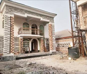 Luxury Newly Built 7 Bedroom Detached Duplex, Alcon, Woji, Port Harcourt, Rivers, Detached Duplex for Sale