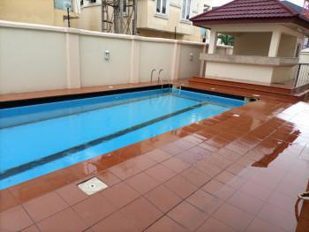 Serviced 3 Bedroom Terraced Duplex+ Bq, Lekki Phase 1, Lekki, Lagos, Terraced Duplex for Rent