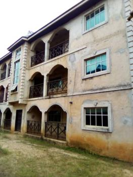 2 Storey Building Block of 2 Bedrooms Flat, Along Federal Polytechnic Needle Junction/ Ihiagwa Road, Owerri, Imo S, Owerri West, Imo, Block of Flats for Sale
