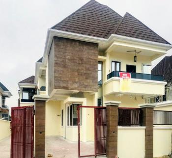 Spacious 4 Bedroom Luxury Fully Detached Duplex with a Domestic Room, Ikota Villa Estate, Ikota, Lekki, Lagos, Detached Duplex for Sale