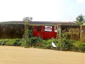 Fenced Plot of Land, Nelson Mandela/uko Eshiet Street, Uyo, Akwa Ibom, Residential Land for Sale