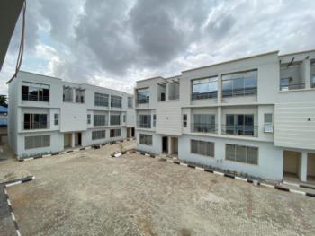 Units of New Four Bedroom Townhouses with Bq, Ikeja Gra, Ikeja, Lagos, Terraced Duplex for Rent