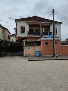 4 Bedroom Semi-detached Duplex, Agungi, Lekki, Lagos, Semi-detached Duplex for Rent