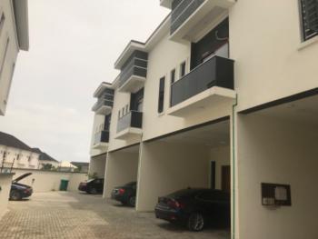 Beautiful 4 Bedroom Terrace Duplex, Ikota Villa Estate, Ikota, Lekki, Lagos, Terraced Duplex for Rent
