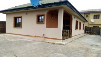 3 Bedroom Flat with Pop Ceiling Finishing, Goriola Area, Erunwen, Ikorodu, Lagos, Detached Bungalow for Rent