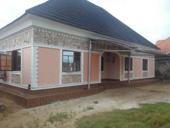 Standard 3 Bedroom Detached Bungalow, Akpasak, Uyo, Akwa Ibom, Detached Bungalow for Sale