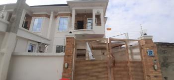 4 Bedroom Semi Detached Duplex, Orchid Road, Chevron,, Lekki Expressway, Lekki, Lagos, Semi-detached Duplex for Rent
