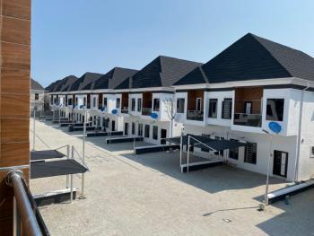 Brand New 4 Bedroom Semi Detached Duplex with Bq +pool, By 2nd Toll Gate Chevron, Lekki, Lagos, Semi-detached Duplex for Sale