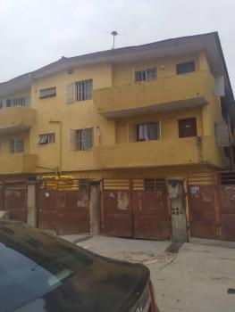 a Solid 14 Flats on a Full 2 Plots of Land, Aguda, Surulere, Lagos, Block of Flats for Sale