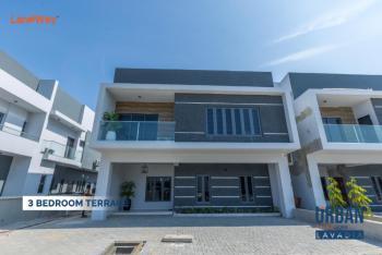 3 Bedroom Terrace, Lekki Phase 2, Lekki, Lagos, Terraced Duplex for Sale
