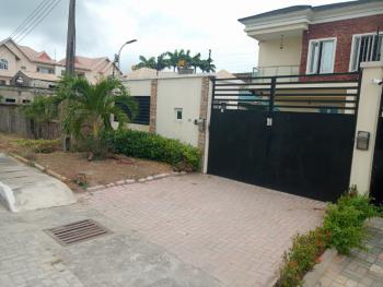 Superb 4 Bedrooms Semi Detached Duplex + Bq+cctv., Atlantic View Estate, Alpha Beach Road, Before Chevron., Igbo Efon, Lekki, Lagos, Semi-detached Duplex for Sale