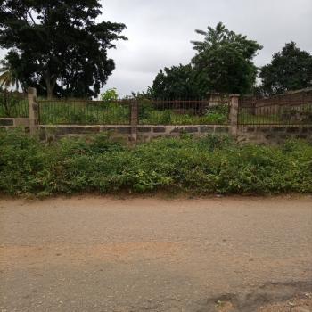 a Fenced Land Measuring 1,900sqm, Salami Street, Ikolaba Gra, Agodi, Ibadan, Oyo, Land for Sale