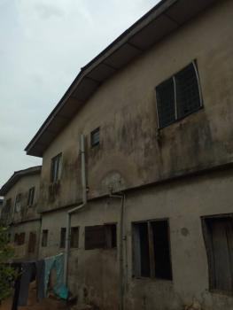 2 Solid Blocks of Flats, Ijoko, Agbado, Ifo, Ogun, Block of Flats for Sale