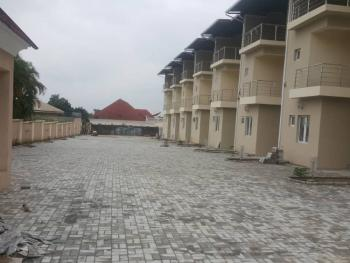 4 Bedroom Terraced Duplex with a Maids Room, Life Camp, Abuja, Terraced Duplex for Rent