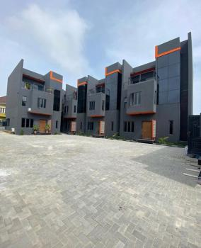 Exquisitely Finished 4 Bedroom Terraced Duplex with Bq, Lekki Phase 1, Lekki, Lagos, Terraced Bungalow for Sale