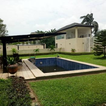 Luxury Detached Duplex  Sitting on 1000 Sqm  with Excellent Amenities, Banana Island, Ikoyi, Lagos, Detached Duplex for Sale