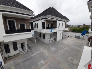 Luxury Serviced 4 Bedroom Duplex, Oral Estate, Lekki, Lagos, Semi-detached Duplex for Sale