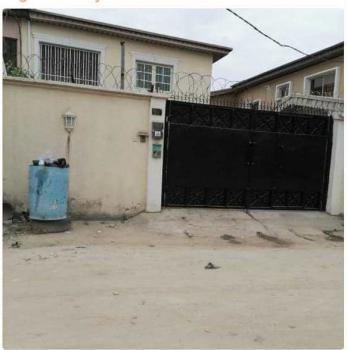 Massive 4 Bedroom Semi Detached Duplex + 1 Bedroom Bq, Bode Thomas, Surulere, Lagos, Detached Duplex for Sale