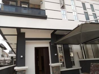 a Brand New 4 Bedroom Duplex with a Bq, Osapa, Lekki, Lagos, Semi-detached Duplex for Rent