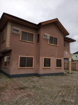 Cornerpiece 5 Bedroom Semi Detached Duplex with Spacious Compound, Thomas Estate, Sangotedo, Ajah, Lagos, Semi-detached Duplex for Sale