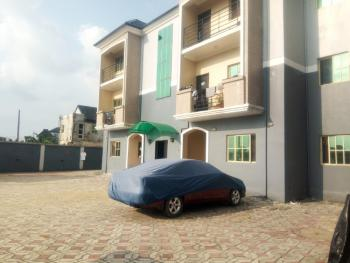 Newly Built Specious  3 Bedroom Flat with Modern Facilities, Off Sars Road, Rukpokwu, Port Harcourt, Rivers, Flat for Rent