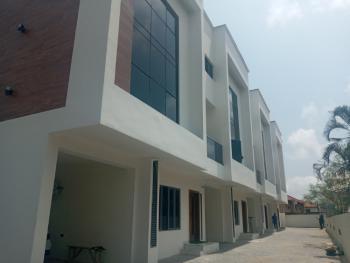 4 Bedroom Terrace Duplex, Agungi, Lekki, Lagos, Terraced Duplex for Sale