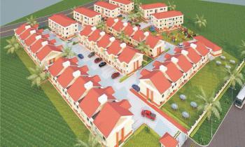 Luxury 4 Bedroom Terrace Duplex with a Bq, Elite Court, Mbora (nbora), Abuja, Terraced Duplex for Sale