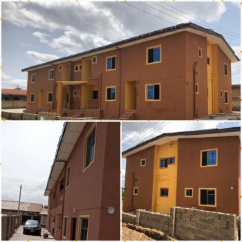 One Storey Building with 8 Unit of 2 Bedroom Flats, 5&6 Omope Estate 111 Off Adebayo Iworoko Road, Ado-ekiti, Ekiti, Block of Flats for Sale