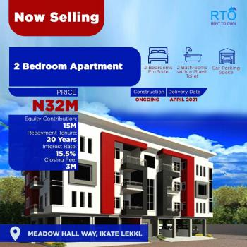 Exclusive 2 Bedroom Apartment (20years Payment Plan Available), Ikate, Lekki, Lagos, Flat for Sale