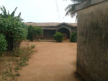 a Full Plot of Land with a Room Self Contained (setback) and a Shop,, Kano Street, Ogijo, Ogun, Mixed-use Land for Sale
