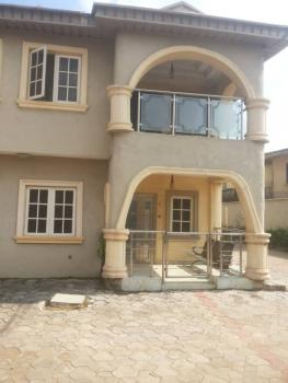 a Duplex and 2 Blocks of 3 Bedrooms with C of O, Ijaiye/ Meiran, Ijaiye, Lagos, Detached Duplex for Sale