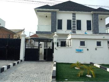 Newly Built 4 Bedroom Semi-detached House with a Bq in a Gated Estate, Chevy View Estate, Chevron, Idado, Lekki, Lagos, Semi-detached Duplex for Sale