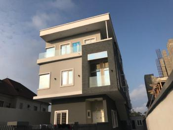 Tastefully Built Three Bedrooms Apartment, Just 2 Units in a Compound, Ikate Elegushi, Lekki Phase 1, Lekki, Lagos, Block of Flats for Sale