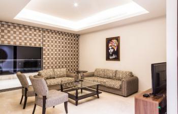 Well Furnished 2 Bedroom Apartment, Eko Atlantic, Victoria Island Extension, Victoria Island (vi), Lagos, Flat Short Let