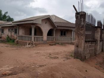 5 Bedroom Detached Bungalow, Water Board Street Aruogba Off Airport Road, Benin, Oredo, Edo, Detached Bungalow for Sale