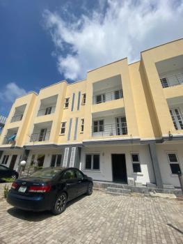 Newly Built 4 Bedroom Terraced Duplex, Ilasan, Lekki, Lagos, Terraced Duplex for Rent