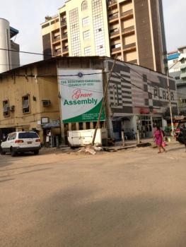 a Corner Piece Property of About 1,100sqm, Macharty Street, Obalende, Lagos Island, Lagos, Plaza / Complex / Mall for Sale