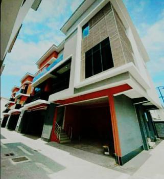 Luxury 4 Bedroom Terraced Duplex with Bq, Fitted Kitchen,pool & Gym, Oniru Estate, Oniru, Victoria Island (vi), Lagos, Terraced Duplex for Sale
