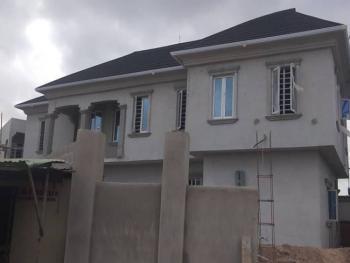 a Newly Built 4 Bedroom Detached Duplex with 2 Rooms Bq, Akowonjo, Alimosho, Lagos, Detached Duplex for Sale