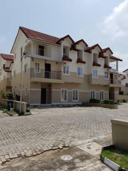 Corner Piece Four Bedroom Terrace with 24 Hours Power Supply, Cooplag Gardens Estate, Lafiaji, Lekki, Lagos, Terraced Duplex for Rent