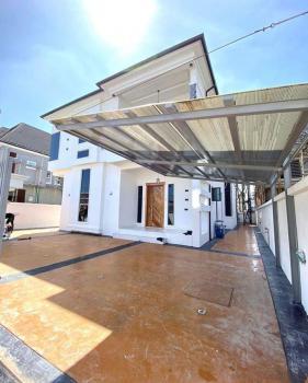 New Uniquely Built 5 Bedroom Duplex, Osapa, Lekki, Lagos, Detached Duplex for Sale